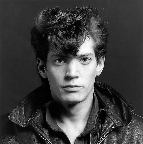 Self Portrait, 1980 - Robert Mapplethorpe