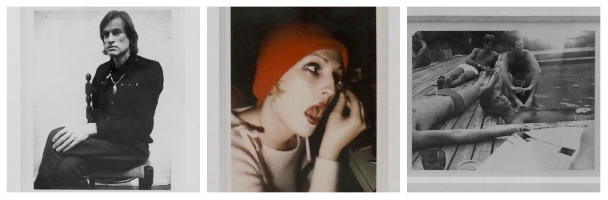 Fotos bastante inofensivas que se encuentran en la sala restringida a menores de 18 años de la exposición.